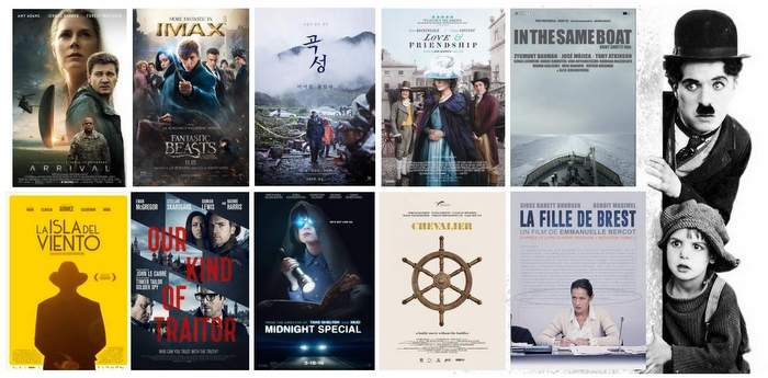 Estrenos de cine 18 de noviembre de 2016