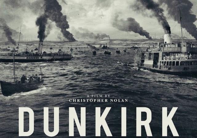 """Tráiler de """"Dunkirk"""", nueva película de Christopher Nolan"""