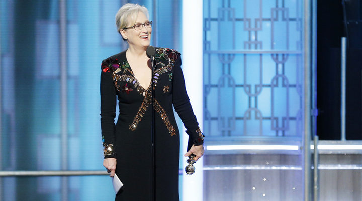 Discurso de Meryl Streep contra Donald Trump