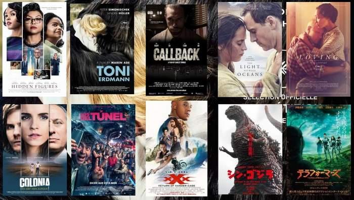 Estrenos de cine 20 de enero de 2017