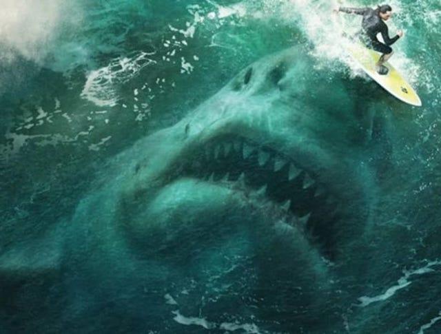"""""""Meg"""", un tiburón de 25 metros"""