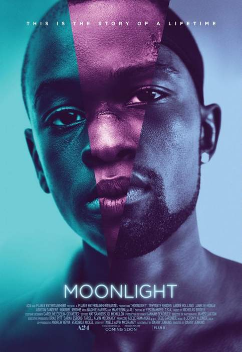 """Póster y Crítica de """"Moonlight"""""""