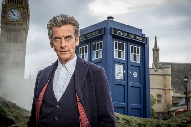 """Serie """"Doctor Who"""""""