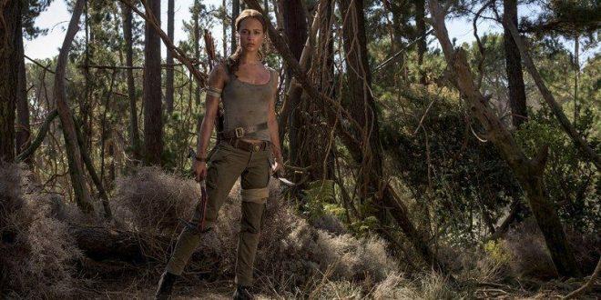 imágenes nueva película de Tomb Raider