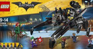 Concurso de Lego, set batman criatura