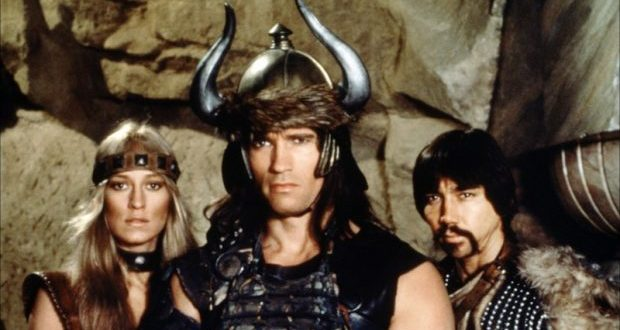 Arnold Schwarzenegger será conan de nuevo