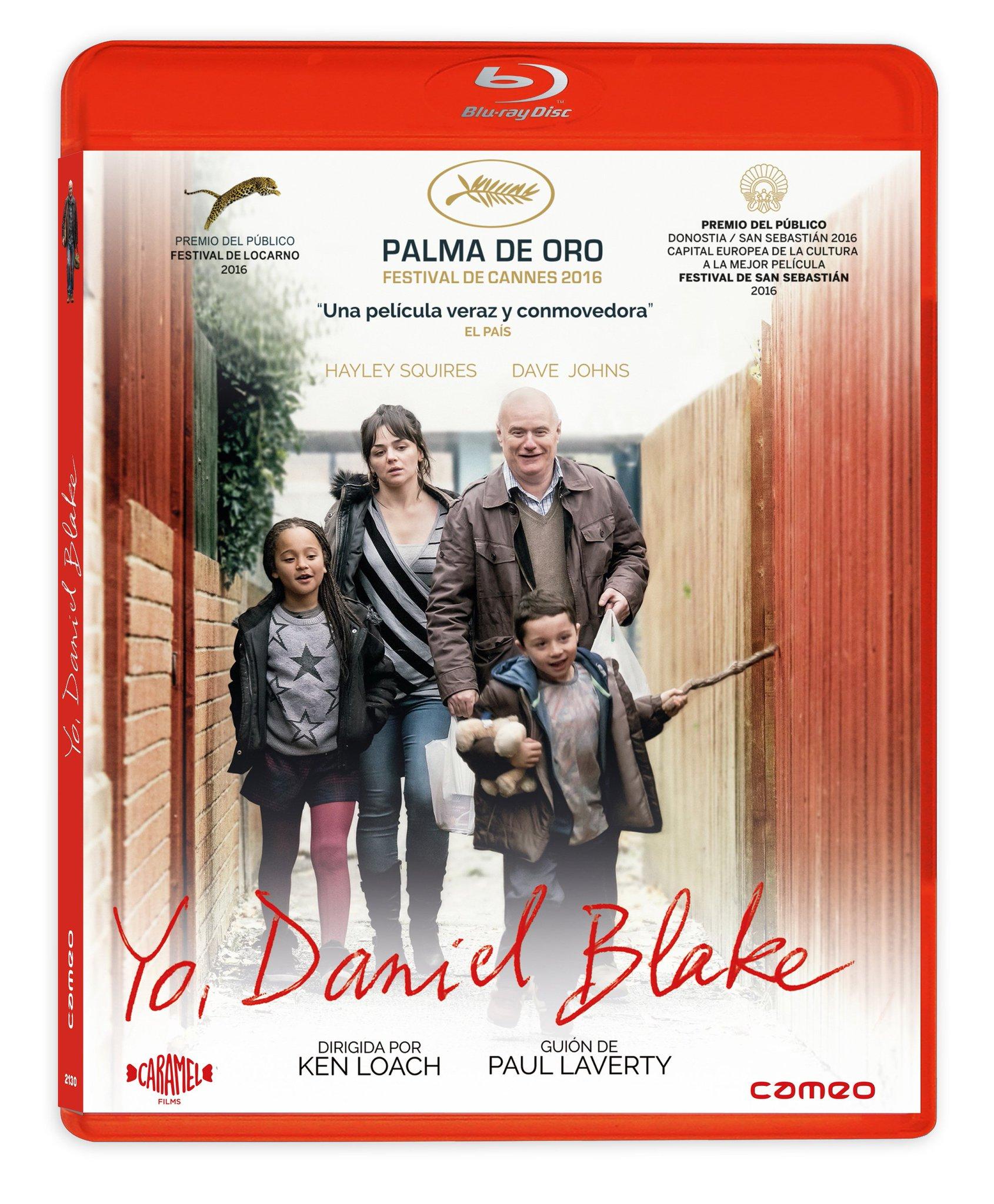 Blu-ray de Yo, Daniel Blake