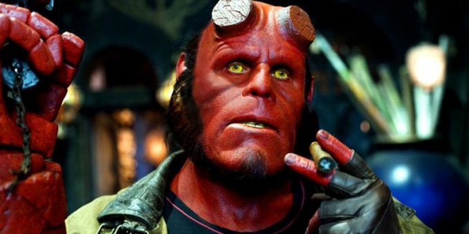 Remake de Hellboy