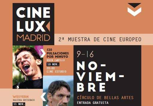 Muestra Cine Lux Madrid