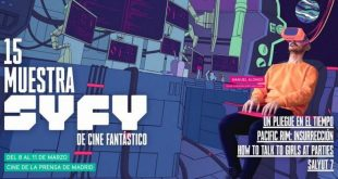 Muestra SyFy 2018