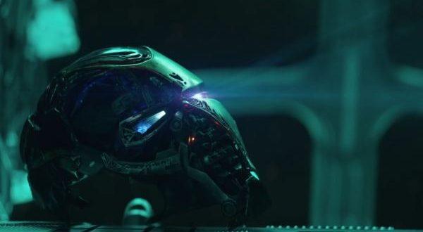 primer tráiler de Vengadores: Endgame
