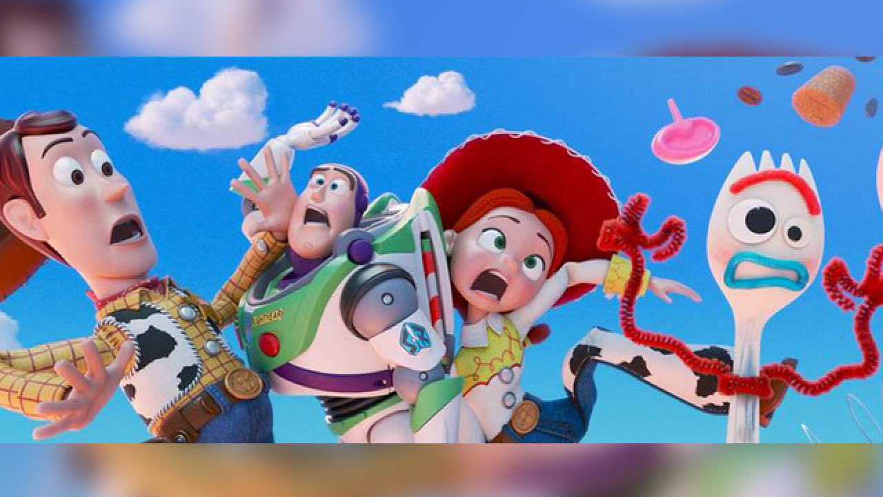 Tráiler de Toy Story 4